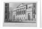 Finsbury Chapel, Blomfield Street, City of London by
