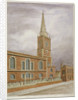 Church of St Botolph, Aldgate, City of London by