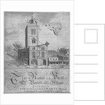 Church of St Botolph, Aldgate, City of London by Anonymous