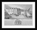 Bridewell, City of London, 1666 (1817) by Anonymous
