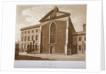 Rolls Chapel, Chancery Lane, City of London by Anonymous