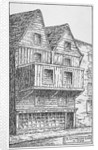 No 3 Chancery Lane, City of London by Anonymous