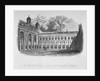 The Old Hall, Whittington's Library and the cloisters, Christ's Hospital, City of London by Henry Shaw