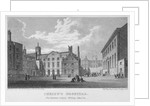 Christ's Hospital, City of London by