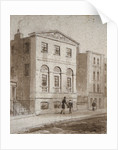 Cordwainers' Hall, Distaff Lane, City of London by Thomas Hosmer Shepherd