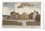 The Navy Office in Crutched Friars, City of London by Anonymous