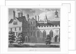 Clifford's Inn, City of London by