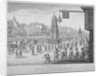 View of the procession of Marie de Medici along Cheapside, City of London, 1638 (1809) by
