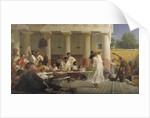 Herod's birthday feast by Edward Armitage