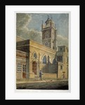 Church of St Giles without Cripplegate, City of London by
