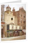 Church of St Ethelburga-the-Virgin within Bishopsgate, City of London by JL Stewart