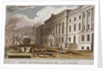 Custom House, City of London by Anonymous