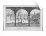 Gresham College, City of London by Anonymous
