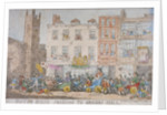 Master Billy's procession to Grocers' Hall by Anonymous