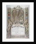 Certificate presented to stewards at City of London Working Classes Industrial Exhibition by J Salomon & Co