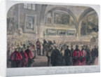 Guildhall Council Chamber, City of London by Anonymous