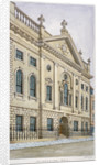 Ironmongers' Hall, Fenchurch Street, City of London by