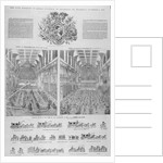 The Guildhall Civic Banquet for Queen Victoria held on 9 November 1837 by Anonymous