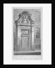 The entrance to Innholder's Hall, College Street, City of London by