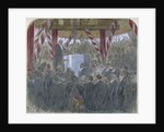 Laying of the chief stone of Holborn Viaduct, City of London, 3 June 1867 by JP