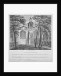 Church of St Helen, Bishopsgate, City of London by White