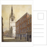 Church of St Margaret Pattens, Eastcheap, City of London by William Pearson