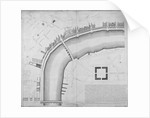 Proposed Thames embankment, London by Anonymous