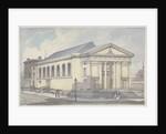 St Mary's Roman Catholic Church, Moorfields, City of London by