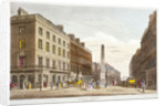 New Bridge Street, City of London by Anonymous