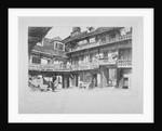Warwick Arms Inn, Newgate Street, City of London by Edwin Edwards