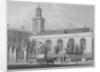 Church of St Mary Aldermanbury, City of London by R Acon