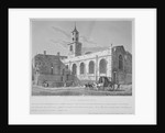 Church of St Mary Aldermanbury, City of London by