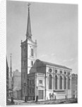 Church of St Michael, Queenhithe, City of London by