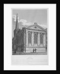 Church of St Michael, Wood Street, City of London by Joseph Skelton