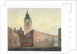 Church of St Michael Bassishaw, City of London by William Pearson