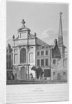 Church of St Mildred, Bread Street, City of London by Joseph Skelton