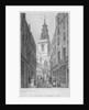 Church of St Michael, Crooked Lane, City of London by Edward John Roberts