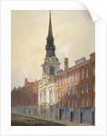 Church of St Martin within Ludgate and Ludgate Hill, City of London by