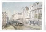 Long Lane, City of London by Thomas Colman Dibdin