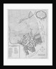 Map of the parish of St James Clerkenwell, London by Anonymous