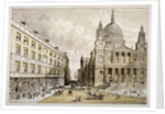 Premises of James Spence and Co, warehousemen, 76-79 St Paul's Churchyard, City of London by Anonymous