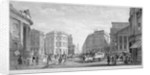 The Bank of England and the newly-straightened Prince's Street, City of London by Thomas Higham