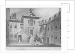 Serjeants' Inn, Chancery Lane, City of London by
