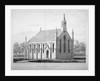 View of St George's Chapel, Battersea, London by
