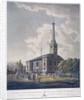 View of the Church of St John Horsleydown, Bermondsey, London by John William Edy