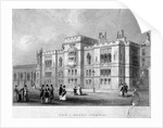 View of Inner Temple Library, City of London by Anonymous