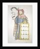 Geoffrey Feldynge, Lord Mayor of London 1452-1453, in aldermanic robes by