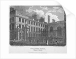 Vintners' Hall, Upper Thames Street, City of London by William Angus