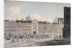 Smithfield Market, City of London by George Shepherd