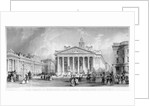 Royal Exchange, City of London by